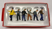 Preiser 1:50 Worker figure set